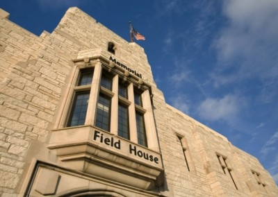 University of Toledo Memorial Field House 2