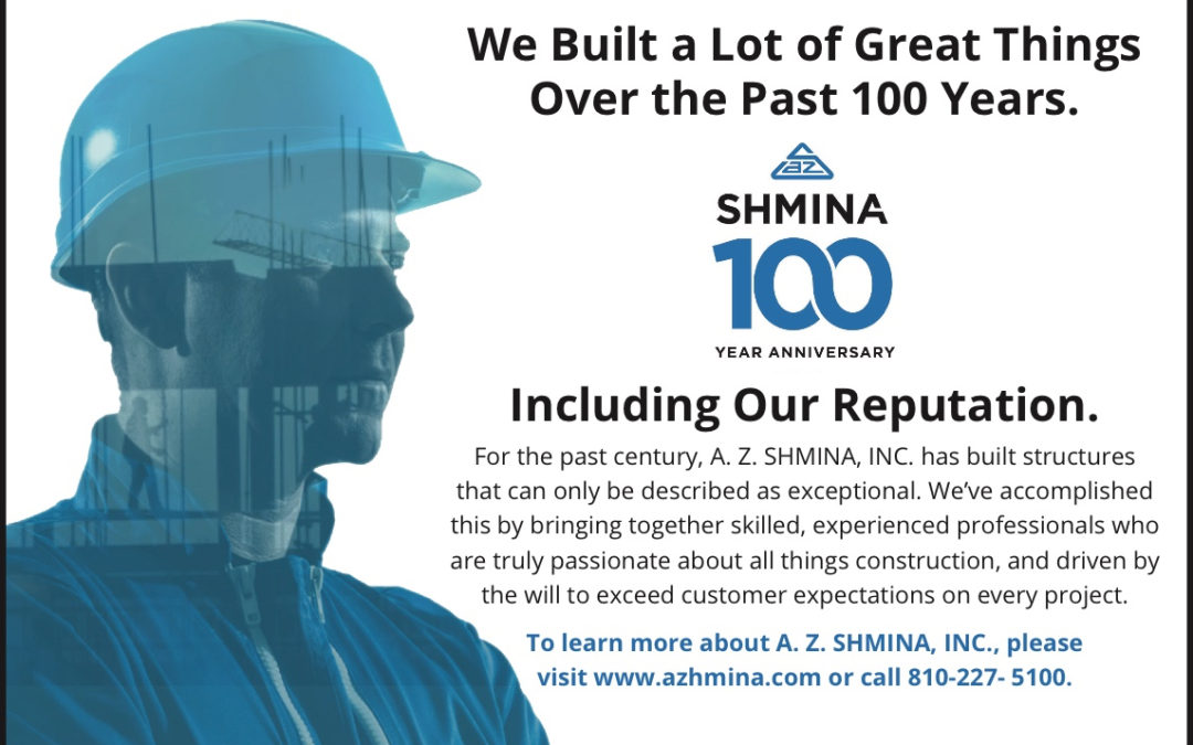 We Built a Lot of Great Things Over the Past 100 Years